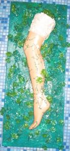 Break A Leg (40cm x 100cm)